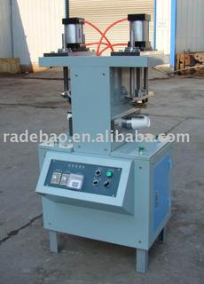 paper cup handle affixing machine