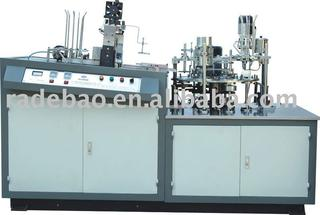 paper cup overcoating machine hollow b3