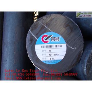 SAE1045 steel round bar