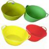 new type water bucket,flexible bucket,plastic garden bucket