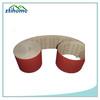 Aluminum oxide sandpaper roll paper