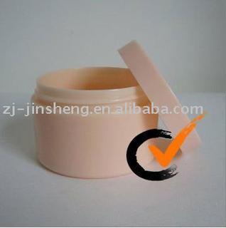 250ml PETG Cosmetic Packaing Package Mask Mud Jars