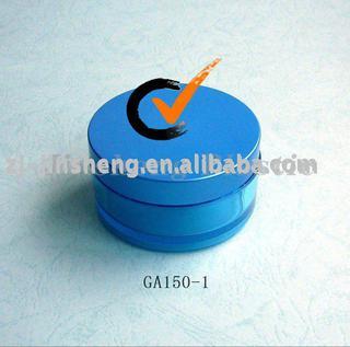 Round 150ml gram Plastic PETG Cream Jars