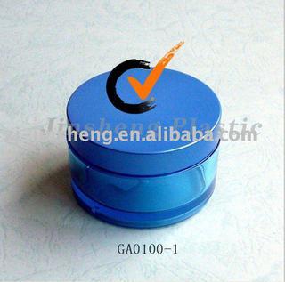 100ml gram Bath Salt 4oz PETG Jars