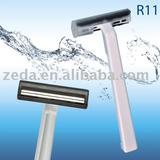 disposable razor, Stainless Steel razor, shaver, hotel razor, safety razor, shaving products, hotel amenities, Shaving Kit