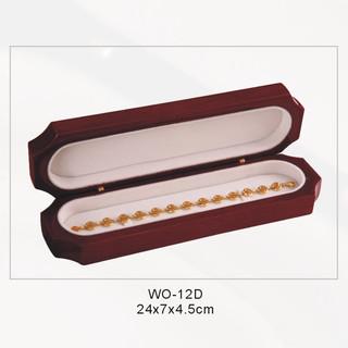 Elegant Glossy  Handchain Wooden Box