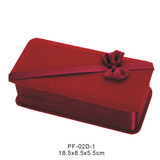 PF-02A-1 Custom cute velvet ring boxes