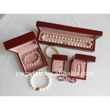 2012 factory fashionest leather watch box