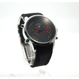 sport watches;  LED electronic watch;Silicone watches
