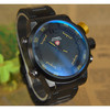 LED watch quartz watch sports watches