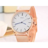 Ladies watch Golden quartz watch wholesale Gifts customized