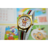 Fashion children watches Cartoon watches Plastic Silicone  Sports watches