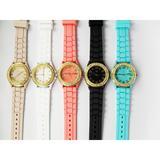Women's wrist watch     diamond  decoration watch