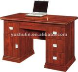 2012 high quality wood paneled office