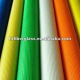 colored fiberglass cloth