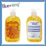 New perfume hand liquid soap 520ML with competitive price