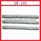XW-103 galvanized spring steel wire strand