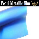 New matte Auto metallic film/car body pearl car vinyl