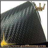 3D Black 3D carbon fiber vinyl film