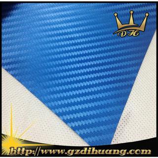 blue 3D carbon