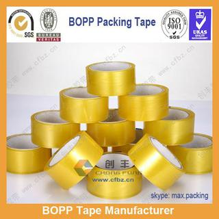 Carton Sealing Adhesive Shipping Tape