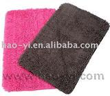 polyester microfiber shaggy rug