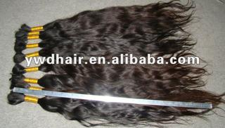 Super!!! 100% pure virgin nature hair/natural straight virgin hair