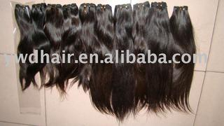 Fashion Style Charming Color 100%Virgin Raw remy hair weaving/raw hair weft /unprocessed virgin hair