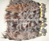 wholesale 100% raw virgin unprocessed human hair/100% virgin real russian human hair
