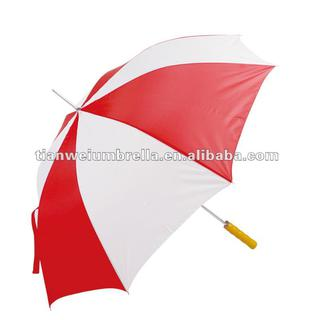 Cheap Auto Golf Umbrella Suitable for Promotion