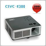 CSVC-E300 280 Lumens DLP Portable Projector