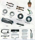 XCQC Shannxi truck parts