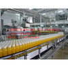 Stable quality 3-in-1 type monobloc juice filling plant machines