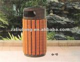 LCGY- 44 Steel & Wood Dust bin