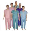 disposable medical scrub suit