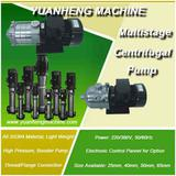 Electric Multistage Centrifugal Pump(multistage centrifugal water pump) made of SS304 with high pressure