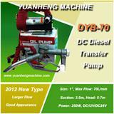 diesel oil transfer pump powered by 12v, 24v, 110v, 220v with self priming