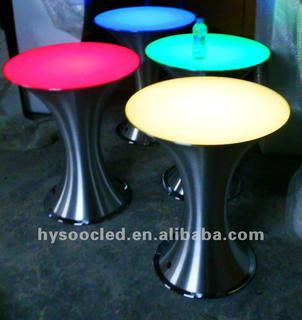 RGB led coffee table/bar coffee table/portable coffee table/nightclub coffee table/glowing coffee table/nightclub coffee table