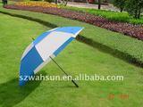 33''x8kx14mm double layers golf umbrella