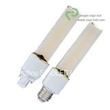 NEW -3W LED plug light, led horizontal down light, E27 G23 G24 base