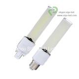NEW -5W LED plug light led horizontal down light, E27 G23 G24 base