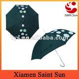 Colour - Change Printing Fashion Straight Umbrella