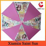 Maching Print Kids POE Umbrella