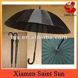 24K striaght promotion Golf Umbrella