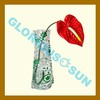Foldable PVC Vase with beautiful printing