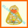 Duck shape toy storage bag
