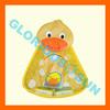 Duck shape toy storage bag