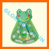 Frog shape toy storage bag