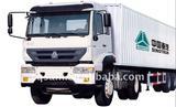 Gloden Prince 4x2 Tractor Truck Sinotruk STEYR engine towing truck