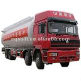 Powder Material Transport Truck SINOTRUK coal dust tank truck